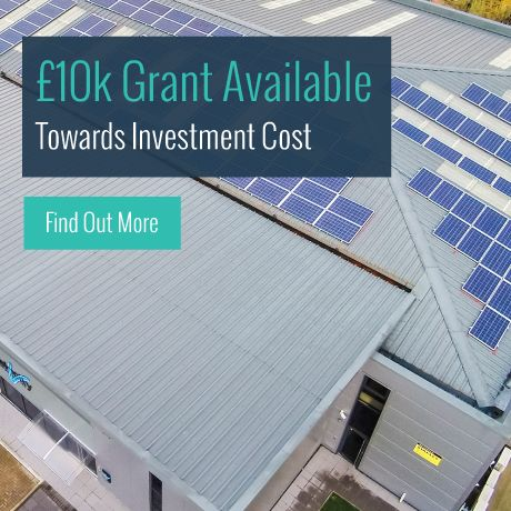 £10k Grant Available