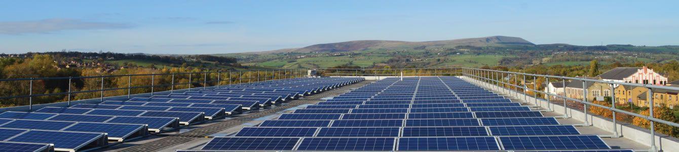 Start earning money from solar panels today!