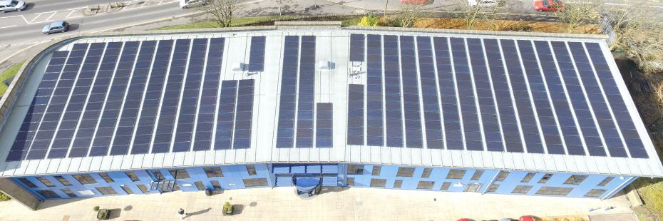 Solar Panels For The Public Sector Solar Pv For Local