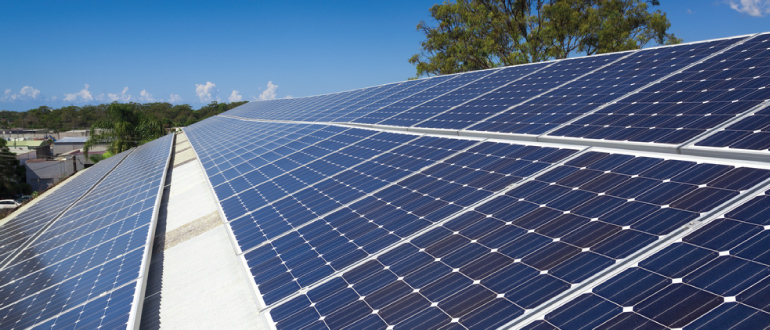 Solar Panels for the Hospitality and Leisure Industries