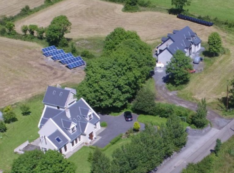 Galway Domestic Solar PV Installation