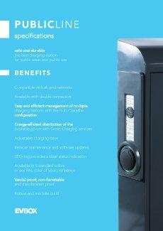 PublicLine - EV Charging Solutions - EV-Box