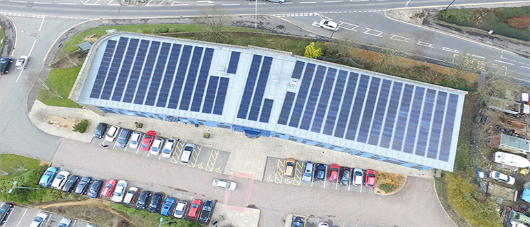 How can local councils and authorities benefit from solar?