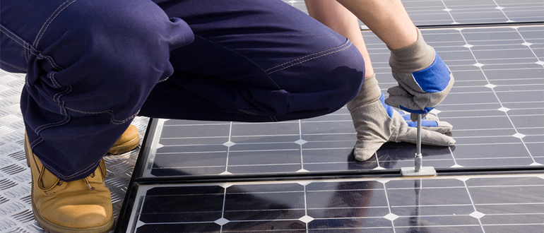 A guide to solar panel installation