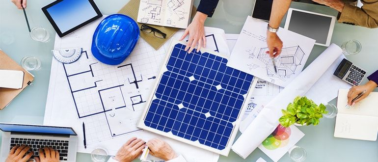 excellent reasons why your business needs to go solar feature image