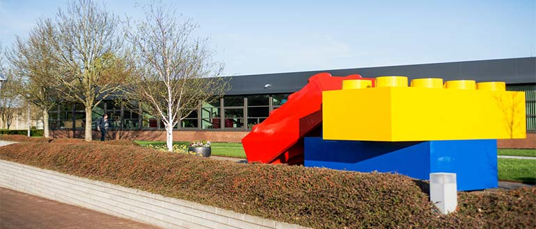 lego factory in denmark
