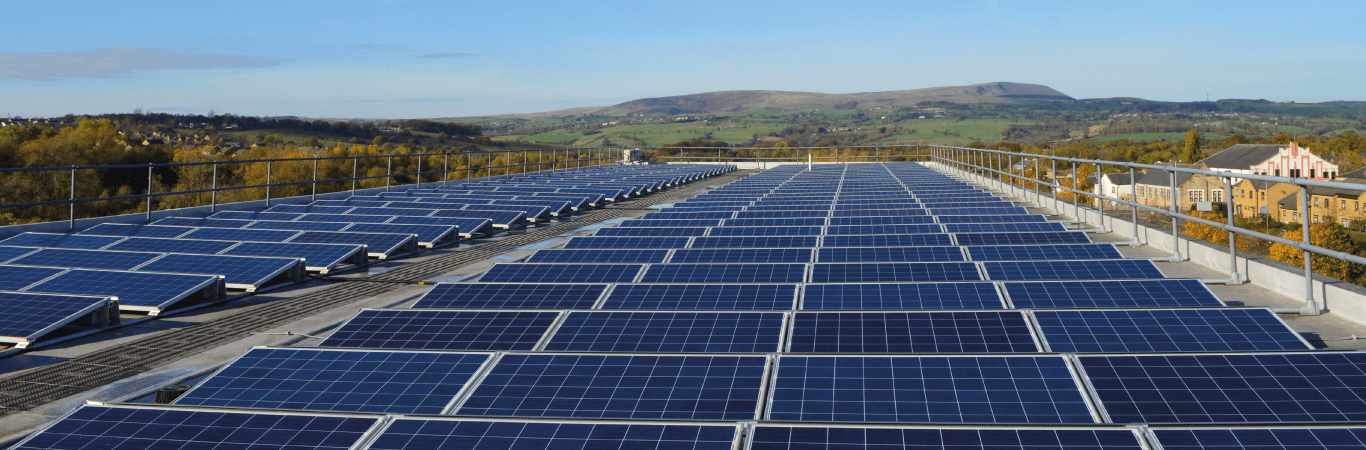 Why commercial solar panels are the perfect fit for your office