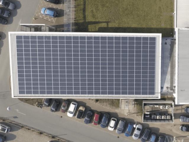 Haven Power solar panels