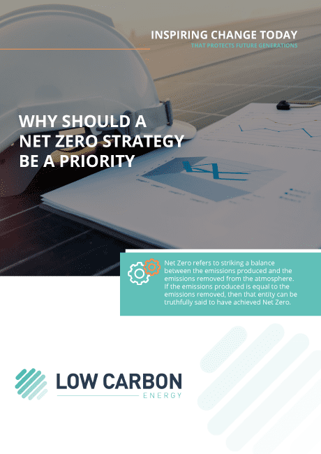 Why Should A Net Zero Strategy Be A Priority